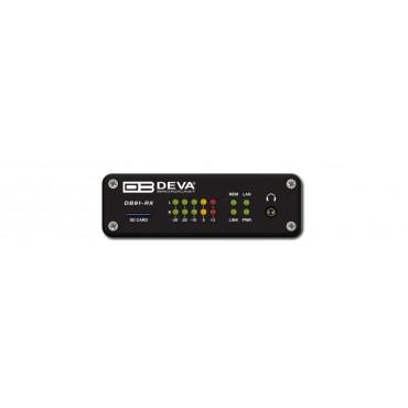 Compact IP Audio Decoder