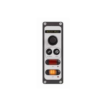 Mic Control / Headphone Selector Panel