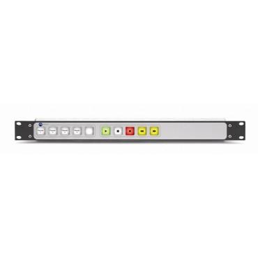 10-Button Film-Cap Switch Panel