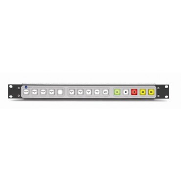 15-Button Film-Cap Switch Panel