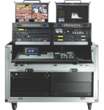 MS-3000 - HD/SD 16-CHANNEL MOBILE VIDEO STUDIO
