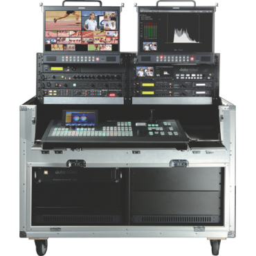 MS-3000L - HD/SD 16-CHANNEL MOBILE VIDEO STUDIO