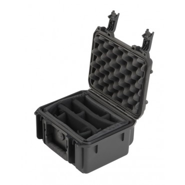 iSeries 0907-4 Waterproof Case (with dividers)