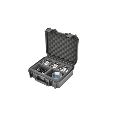 iSeries GoPro Camera Case 3-pack