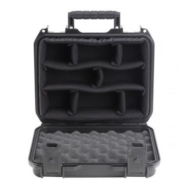 iSeries 1209-4 Waterproof Case (with dividers)