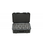 iSeries 2011-8 Waterproof Case (with dividers)