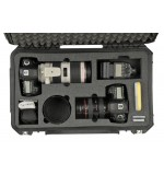 iSeries 2011-7 Two DSLR w/ Lenses Case