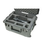 iSeries Sony PMW-F3/Panasonic AG AC160 Case w/ Wheels and Pull Handle